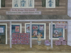 Detail from Life in Holly Ridge