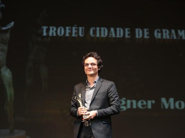 Wagner Moura Festival de Cinema de Gramado (Foto: Edison Vara/PressPhoto Divulgação)