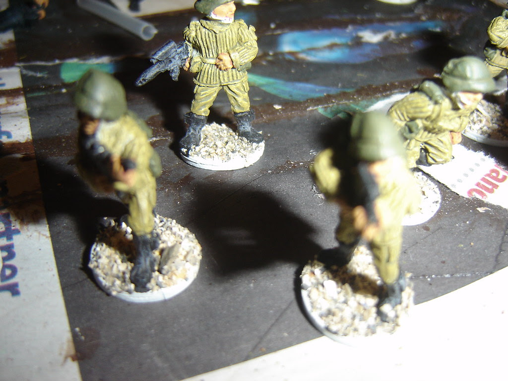 Troopers - Skin HighLights