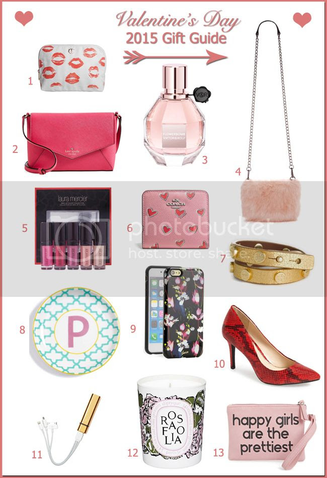 Valentine's Day gift guide 2015, Valentine's Day gifts under $100