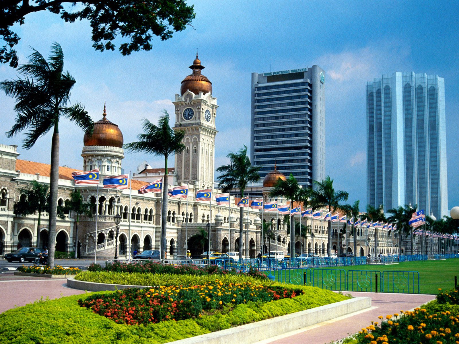 traveling ke Malaysia
