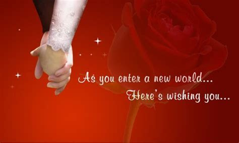 Congratulations Message to Newly Married Wed Couple   Best