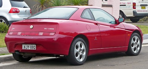 Alfa Romeo Gtv Fuel Consumption