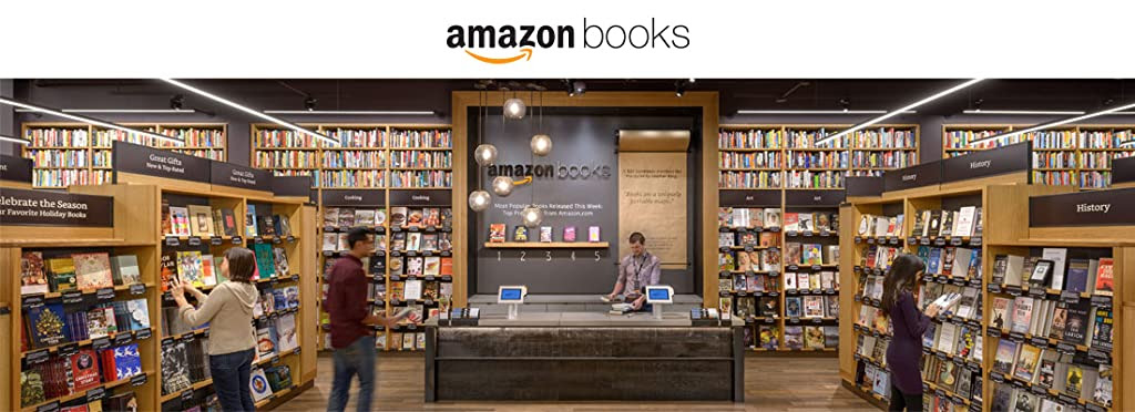 Amazon Books now open in University Village, Seattle