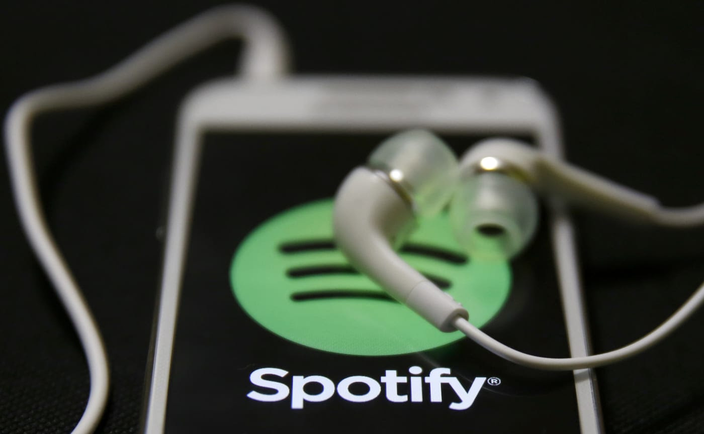 Spotify now has 100 Million monthly active users