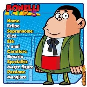 Cucù: ecco i Bonelli Kids!