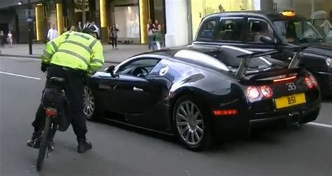 bugatti veyron pulled   bike  video