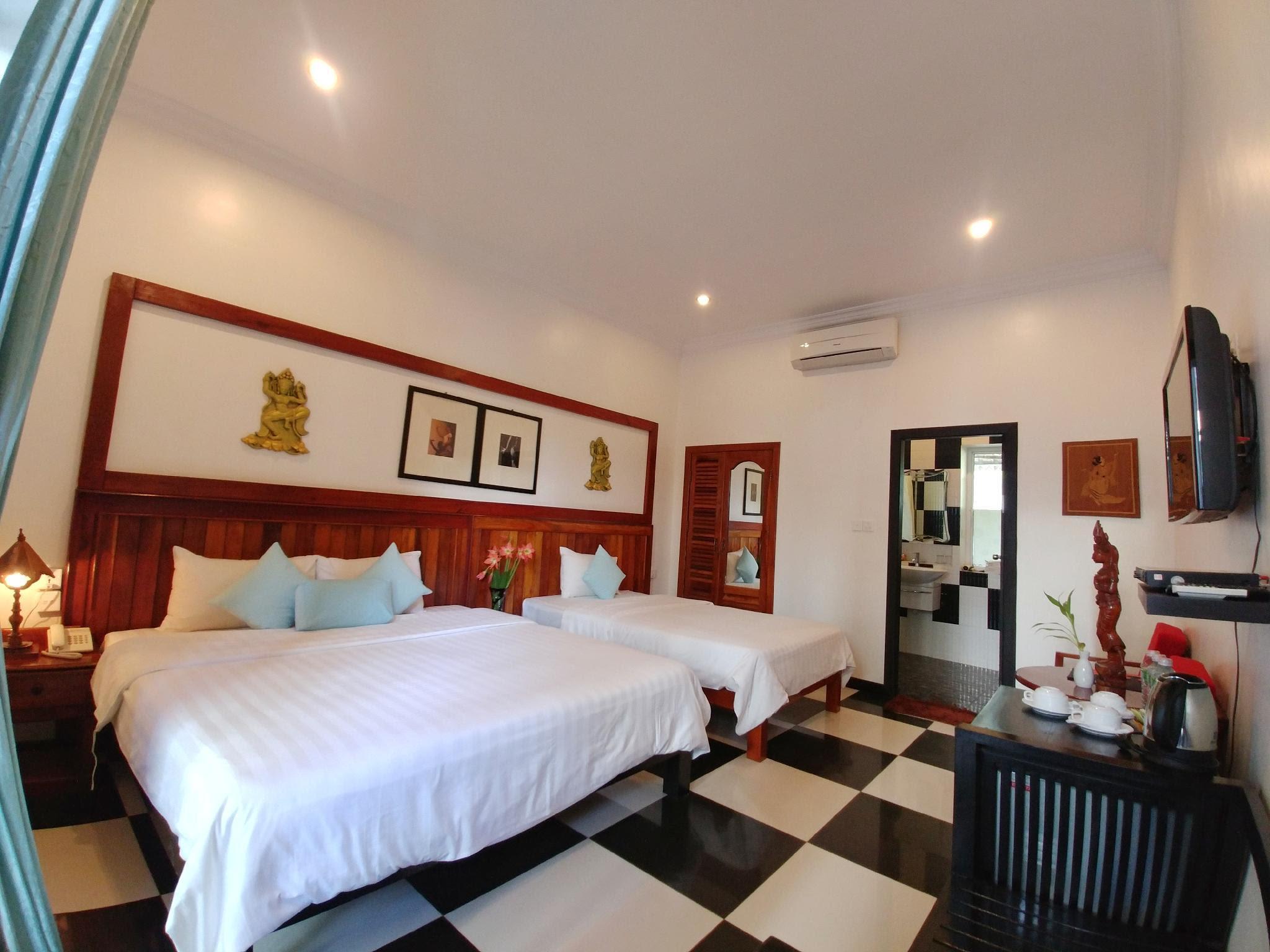 Reviews Asanak D'Angkor Boutique Hotel