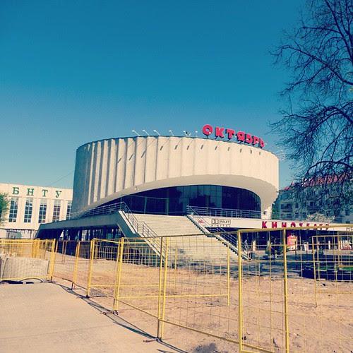 В Минске сохранились почти все театры в своём первозданном виде и исторических названиях