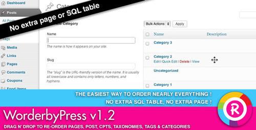 WorderbyPress - Codecanyon Plugin