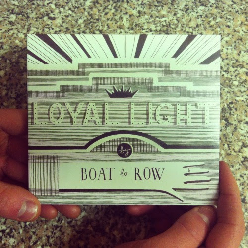 In less than an hour we officially release our new E.P, 'Loyal Light'! Can we get a HELL YEAH!!? x