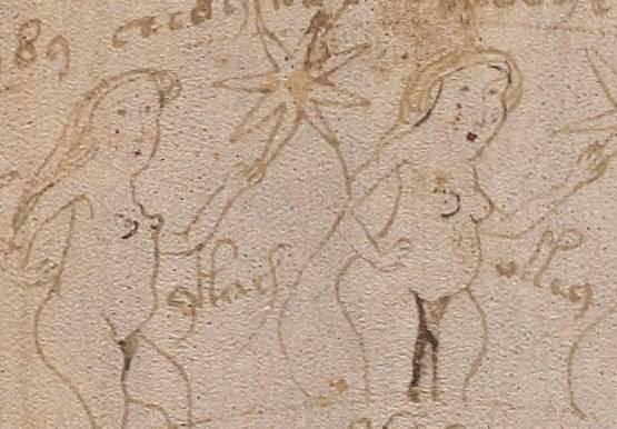 Voynich Manuscript Code