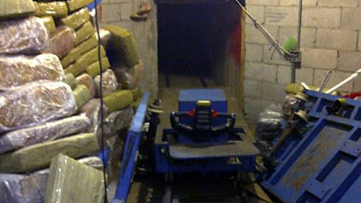 Agents Uncover 'Most Sophisticated' Drug Tunnel in Years