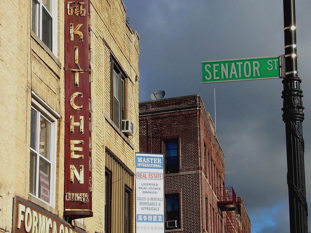 senator street, bay ridge