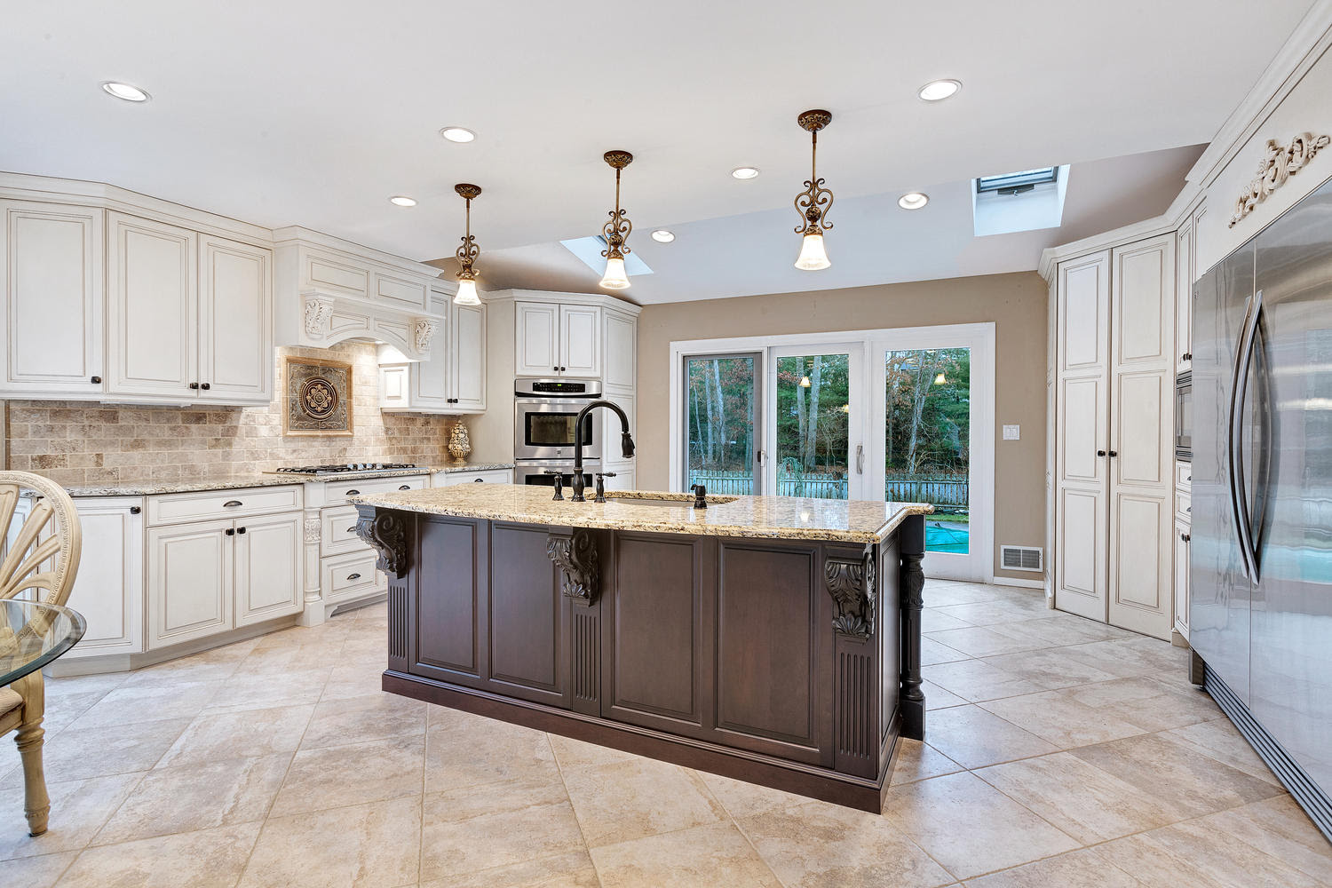 Traditional Kitchen Cabinets Toms River New Jersey by ...
