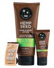 Earthly Body Summer Care Lotion & Shower Gel Combo Naked In The Woods Sex Toy Product