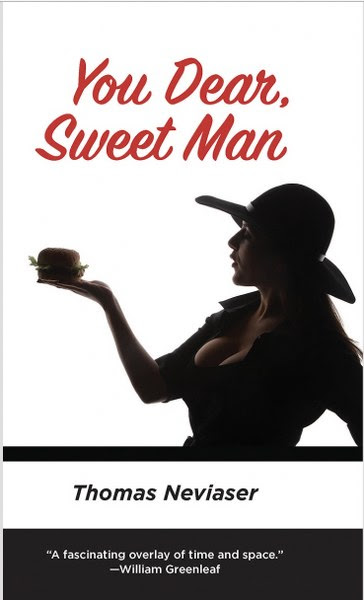 Book Cover for psychological suspense, You Dear, Sweet Man by Thomas Neviaser.