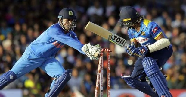 'Never leave your crease with MS Dhoni behind the stumps', ICC's advice to a Twitter user