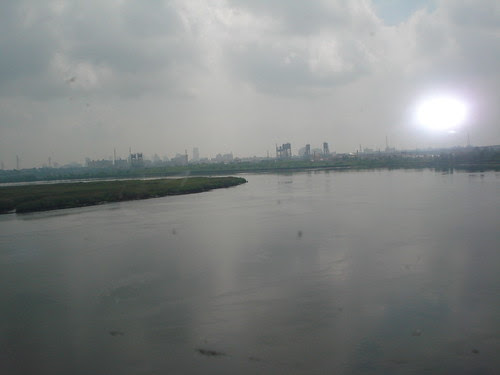 New York from New Jersey