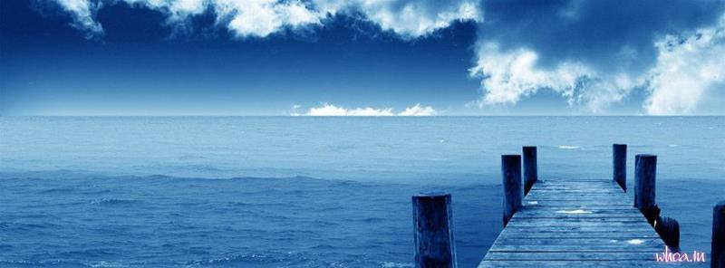 Natural Facebook Cover Of A Sea Beach Hd For Facebook Free Download