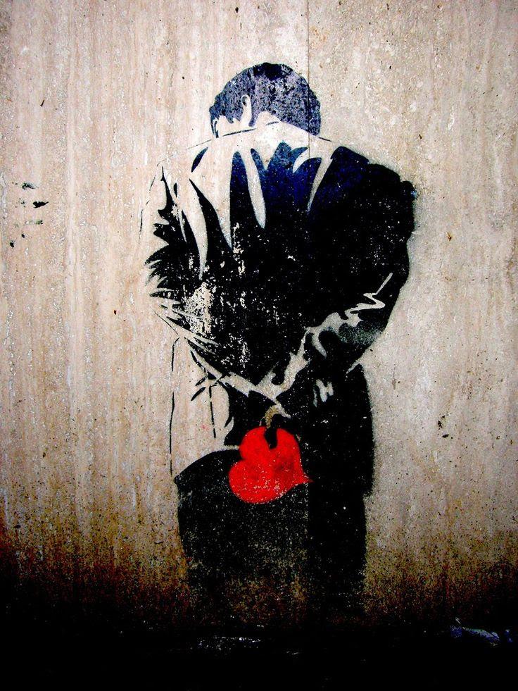 graffiti san valentin, grafiti amor, street art utopia