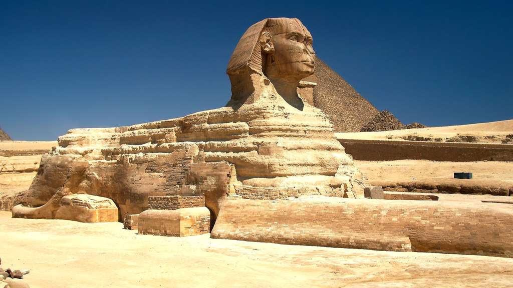 """Résultat de recherche d'images pour """"Le sphinx de Gizeh en Egypte"""""""