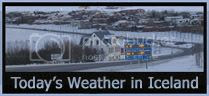 Today's Weather in Iceland!