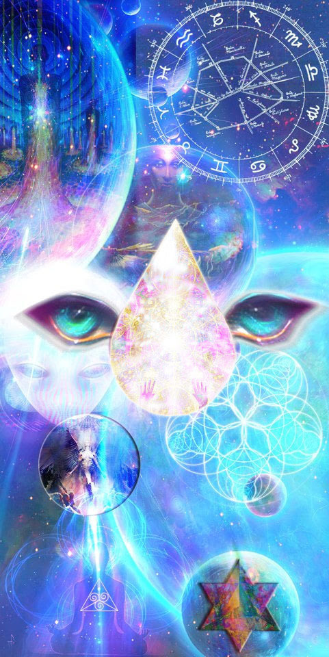 interdimensional unified oneness