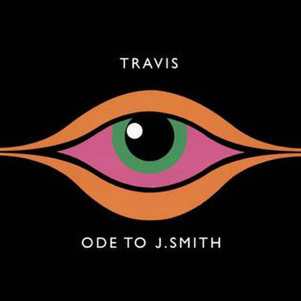 Travis - Ode to J Smith cover