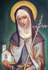 IMG ST. CLARE of Assisi