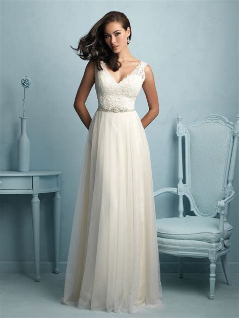 Allure Wedding Dresses   Style 9205 [9205] : Wedding