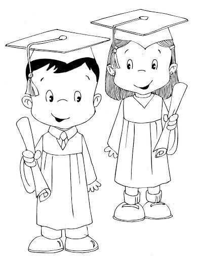 Kepli çocuklar Boyama Sayfası Okul öncesi Etkinlik Faliyetleri