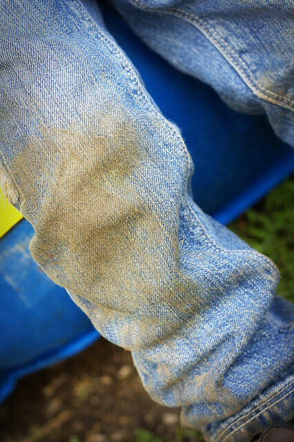 the muddy jeans