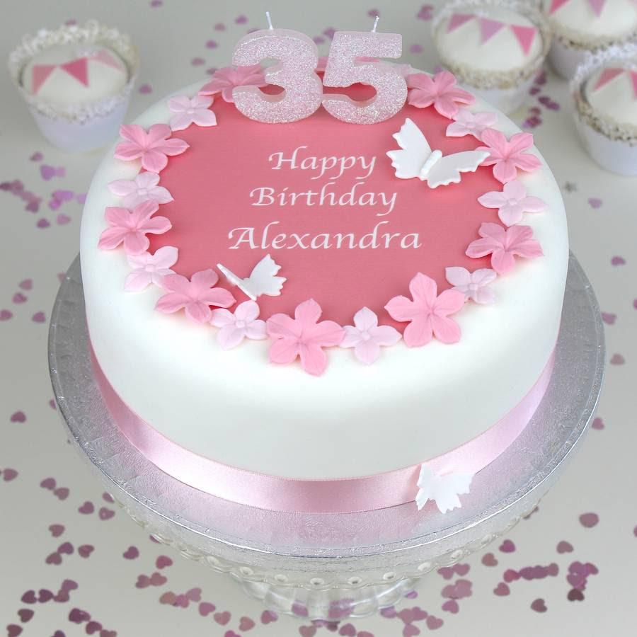 Birthday Making Happy Cake