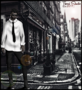 Tiponi Studio Presents……London