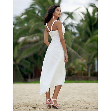 A line/Princess Plus Sizes Wedding Dress   Ivory