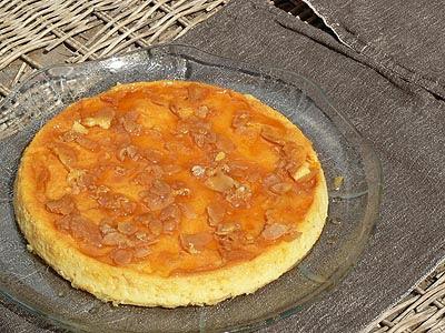flan fleur d'oranger-amandes de Cerise.jpg