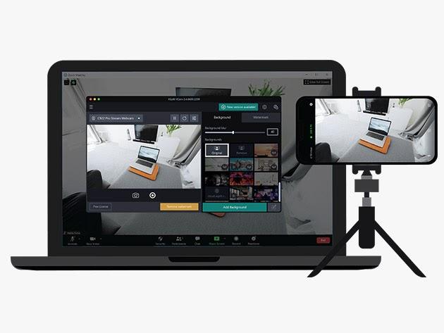 XSplit VCam Premium: Lifetime Subscription (Mac & Windows) for $29