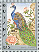 Indian Peafowl Pavo cristatus
