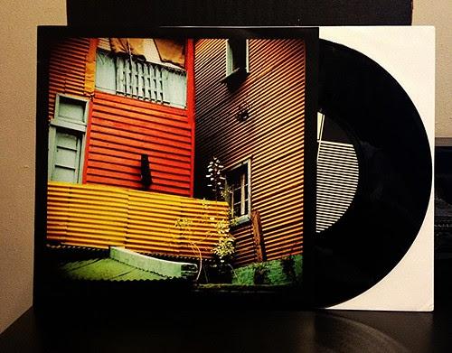 """Varsity Drag / Chestnut Road - Split 7"""" by Tim PopKid"""