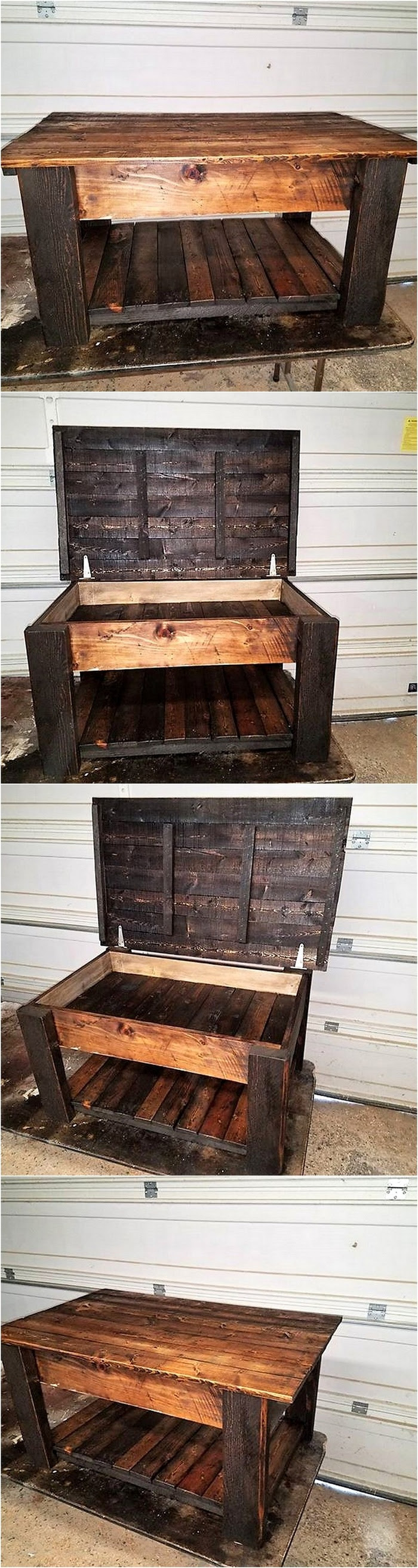 40 Easy Ideas for Pallet Recycling | Page 2 | Wood Pallet ...