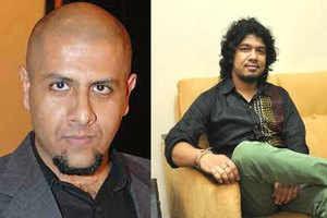 Vishal Dadlani, Papon want to hold fundraiser gig
