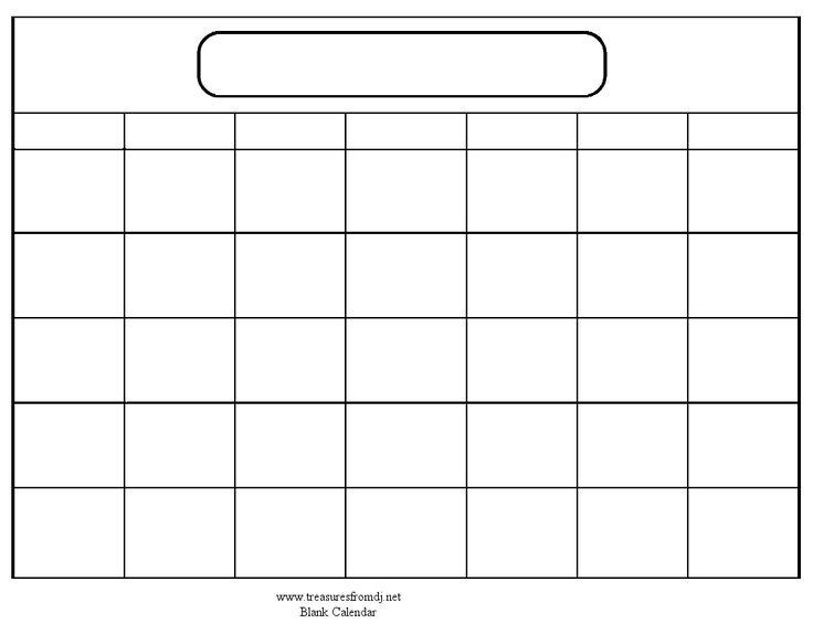 1000+ ideas about Calendar Templates on Pinterest   Family planner ...