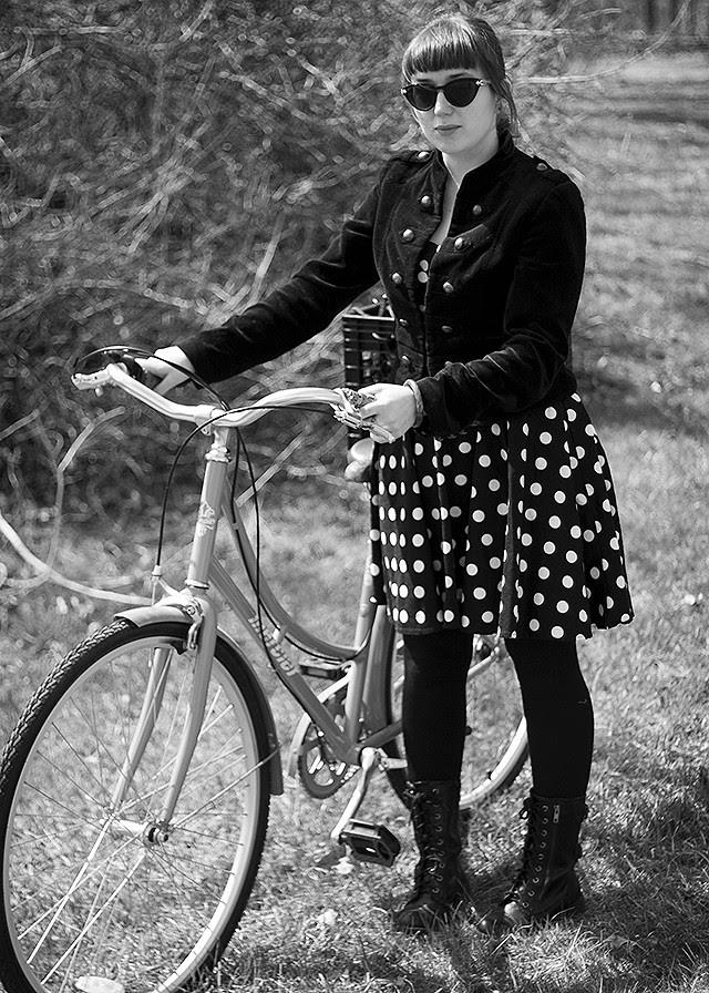 springtime biketime.