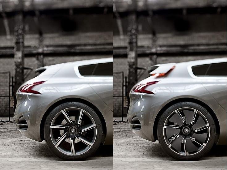 felgi aerodynamiczne Peugeot XH1