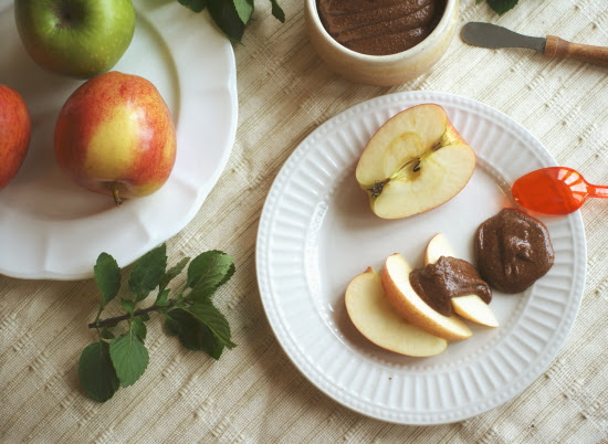 Click Here for raw almond nut butter