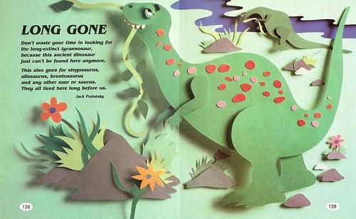 Dinosaur Poem