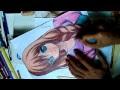 Cara Mewarnai Gambar Anime Agar Terlihat Nyata