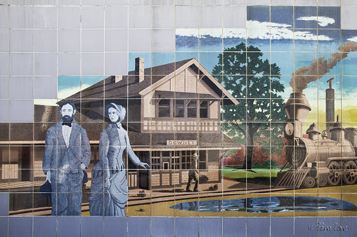 Terry Schoonhoven mural