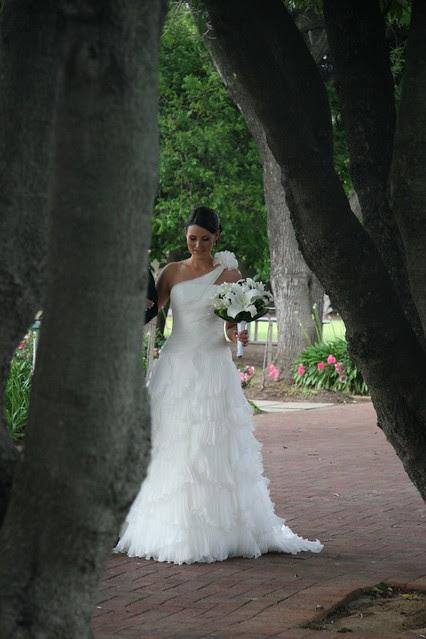 Sheree's wedding